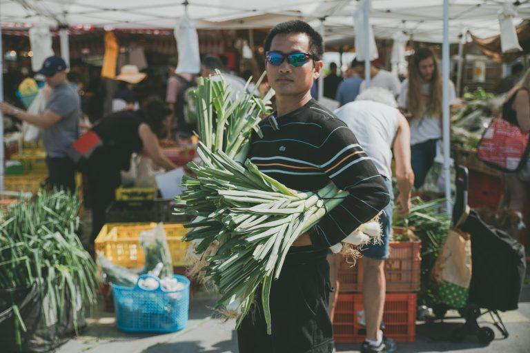 שוק הנמל- תל אביב